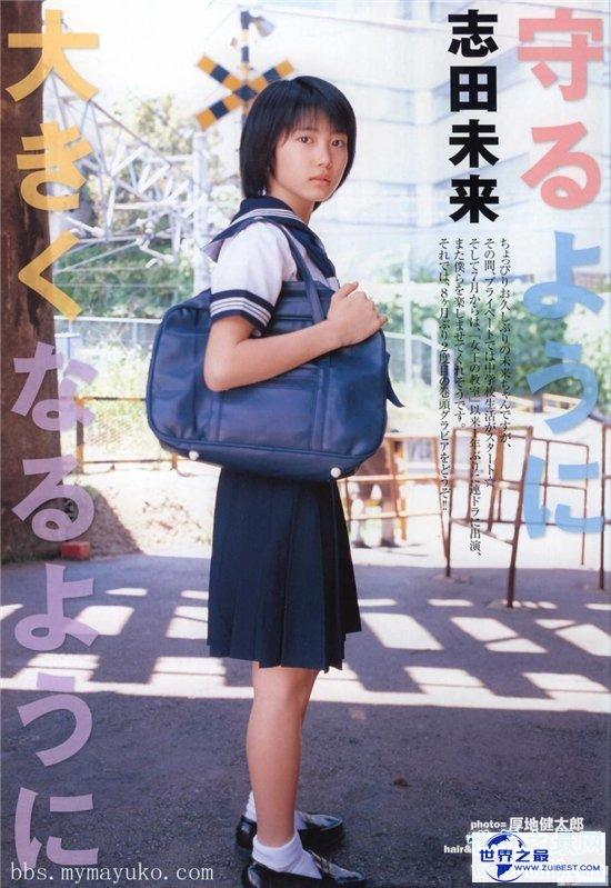 【图】十大日本萝莉女优排行榜 池端切实可谓萝莉AV女