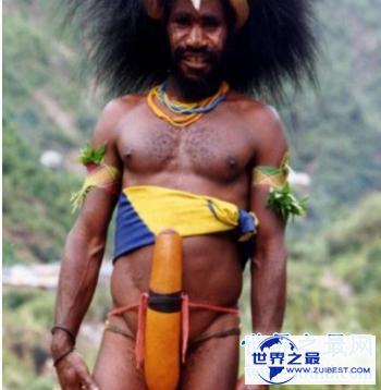 【图】非洲人的生殖器 真的有女人可以容纳的下那么大