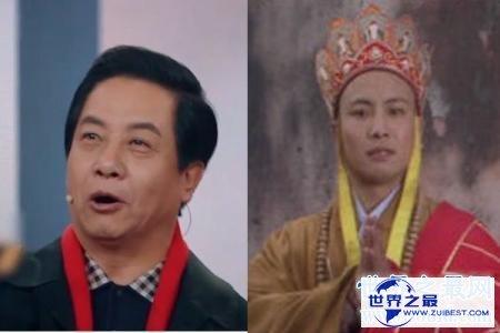 【图】三位唐僧扮演者 现在两个寒酸一个成了大富豪