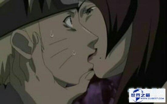 【图】盗墓者quot;不风quot;想要用尸鬼接吻在鸣人面前