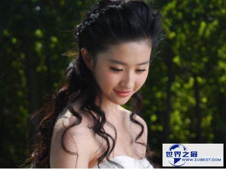 8.刘亦菲