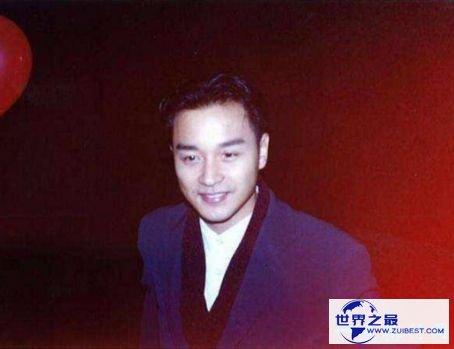 香港影视圈最耀眼的明珠 张国荣永远是咱们心中的哥哥