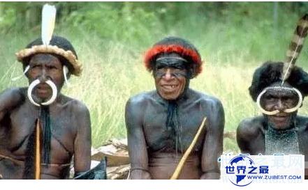 【图】所谓非洲象人族 也就是领有特大号那啥的人族