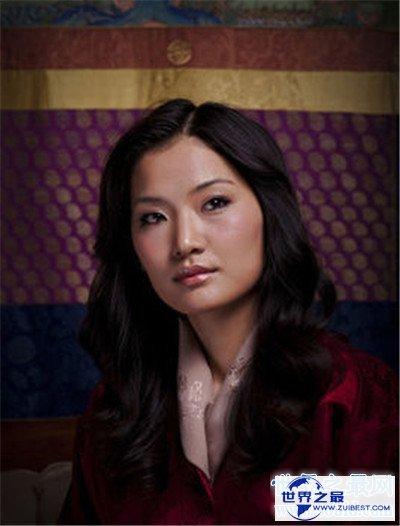 【图】吉增·佩玛成为不丹王后 国王为她破除一夫多妻