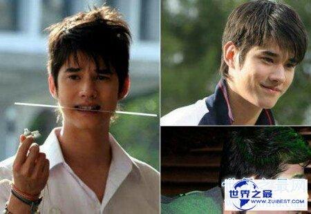 【图】泰剧也很火泰国男明星排行榜有相熟的泰剧男主