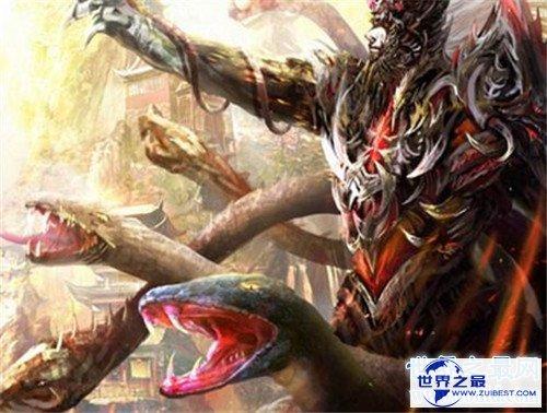 【图】八岐大蛇是什么 日本罪恶的怪物八岐大蛇的传说