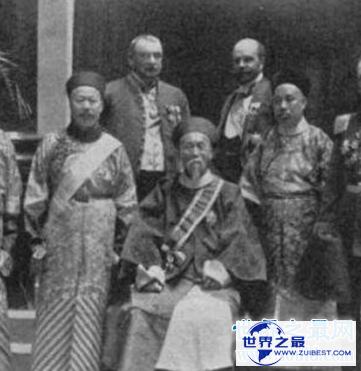 【图】张清安竟是一代皇帝 他可是领有庞大的后宫佳丽