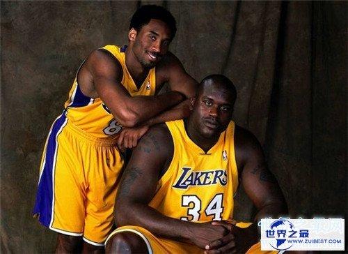 【图】OK组合为什么会遣散 科比依然还是NBA精英