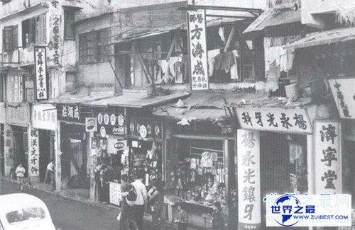 【图】香港黑社会具备百年历史 文娱圈中黑社会明星不
