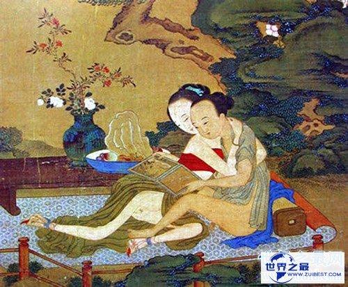 【图】熙陵幸小周后图故事来历引见 成为中国春宫图之
