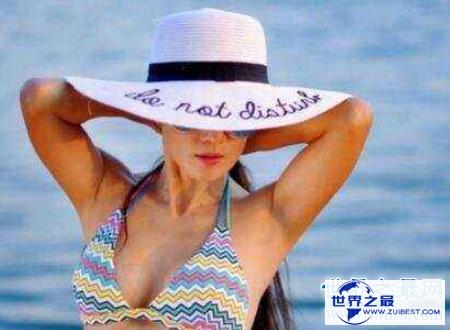 【图】50岁辣妈刘叶琳骗场面貌不老天使脸蛋魔鬼身体