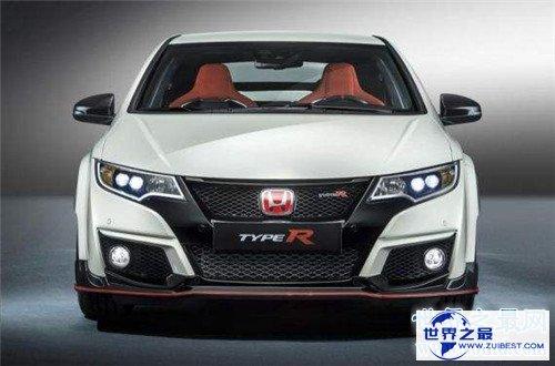 【图】type-r成为最受欢迎系列 本田思域出厂高功能车型