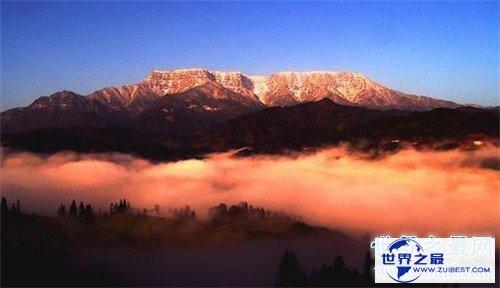 【图】瓦屋山迷魂凼在什么中央 常出现奇特事情令人惊