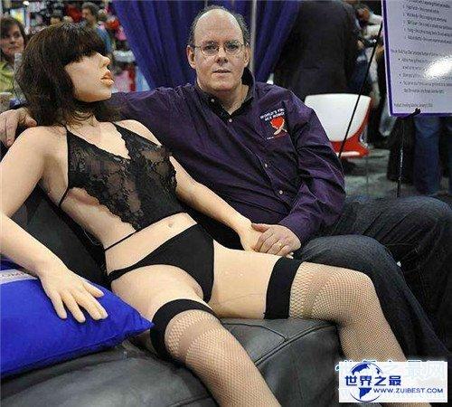 【图】洛克茜可谓最智能的性爱机器人 可当切实伴侣使