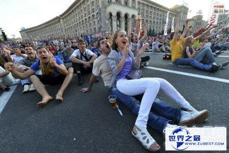 【图】乌克兰国家详情以及乌克兰人口你知道的有多少
