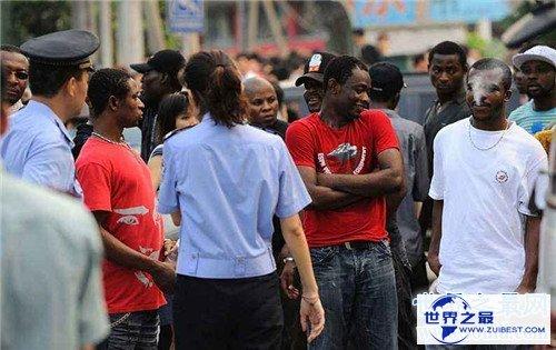 【图】广州黑人成绩的构成缘由 2018广州黑人逐渐分开