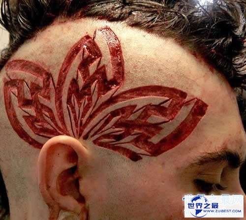【图】割肉纹身全过程具体引见 纹身后应该留意什么