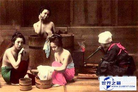 【图】日本妓女工作看起来香艳 背后却如此艰辛且狼狈