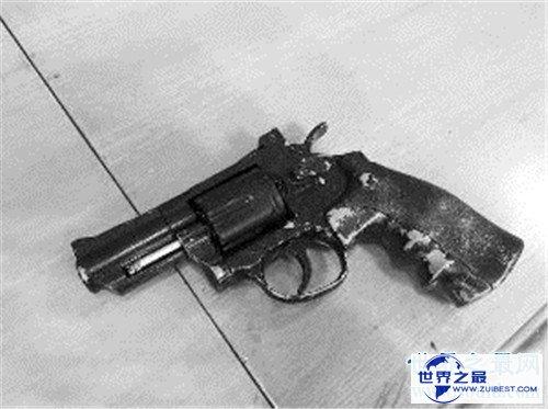 【图】间谍枪都长什么样 曾是和平期间能隐藏带毒的手