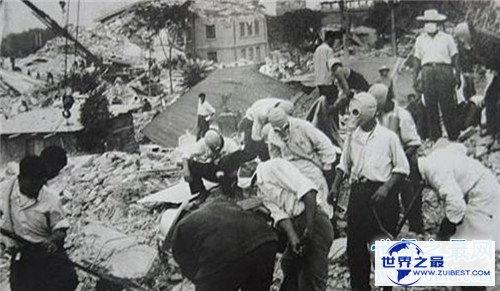 【图】唐山大地震形成多少人死亡 历史上最重大的地震