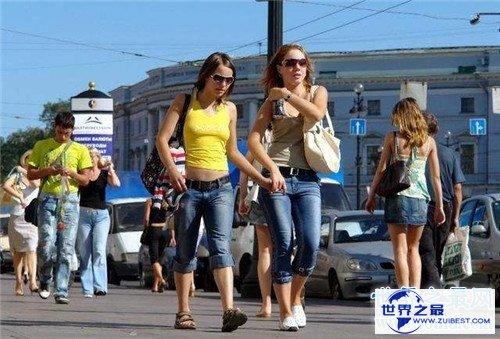 【图】俄罗斯人口为何负增长 不少女性到国外卖身