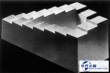 【图】世界上著名的几何学悖论彭罗斯楼梯的原理是什