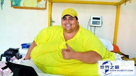【图】世界上最胖的人是谁 她到底有多重