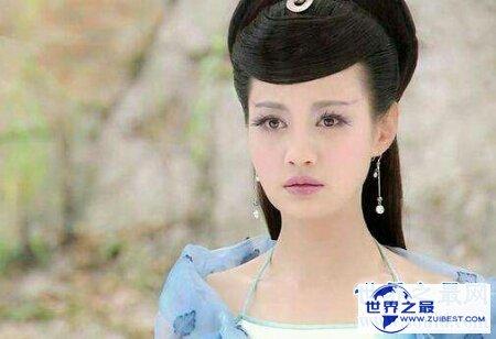 【图】中国最美丽的女明星 网评最高的是迪丽热巴