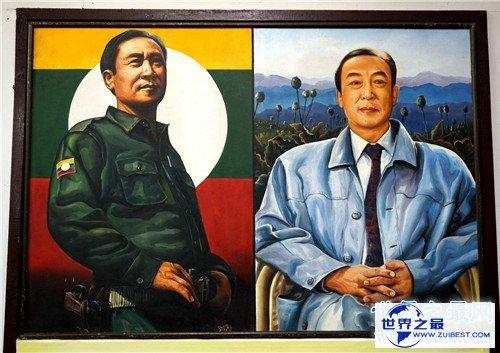 【图】坤沙向政府投诚 为何身为大毒枭却不卖给中国人