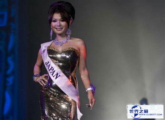 【图】泰国最美人妖身体火爆 让很多女孩子都自惭形秽