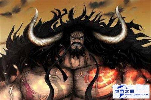 【图】海贼王四皇黑胡子实力最强 而最弱的人竟然是她