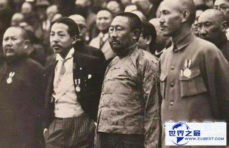 【图】中国最牛军长的张学良 西安事故的指导者