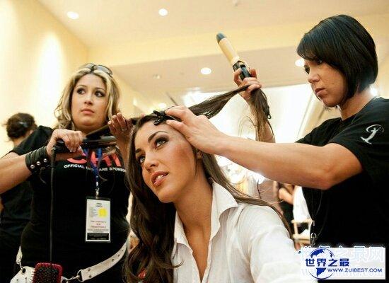 【图】领有一个好的发型师可能让你气质大升 堪比整容