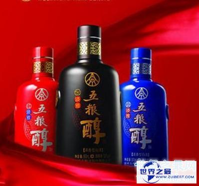【图】中国十小名酒排名,茅台五粮液竟价值亿元