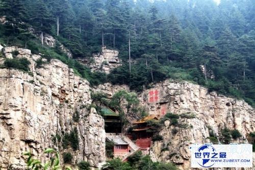 【图】山西十大景区都有哪些 五台山北岳恒山成为避暑