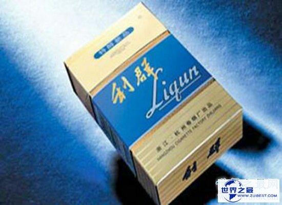 【图】中国香烟排行榜 最贵的香烟的价钱都可能去买买