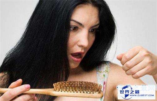 【图】掉头发是什么缘由 女生头发稀少应该怎样办