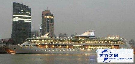 【图】中国最大的邮轮 吃喝玩乐一应俱全