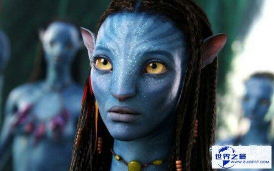【图】地球惊现蓝色人种,阿凡达原来派有卧底在地球