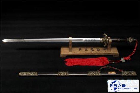 【图】中国现代十小名剑 来历身世让它们注定成为神器