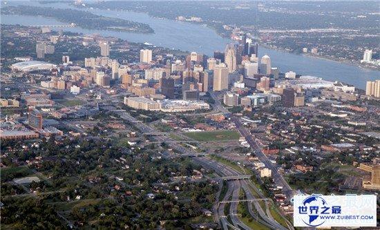 【图】十大冷落的美国城市排名 让你全方位的了解美国