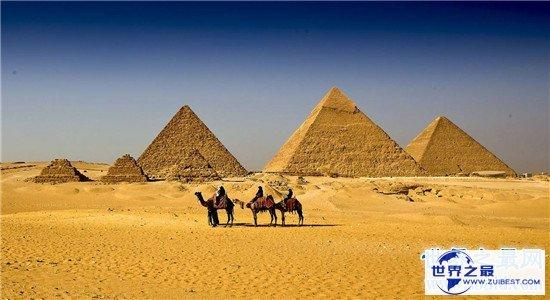【图】世界八大奇迹图片欣赏 其中秦陵兵马俑身处中国