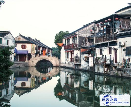 【图】中国十大旅行胜地,在外太空都能看到的长城(