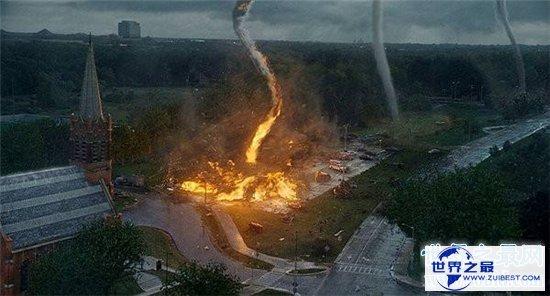 【图】火焰龙卷风构成需求肯定的条件 稀有人造灾害酷