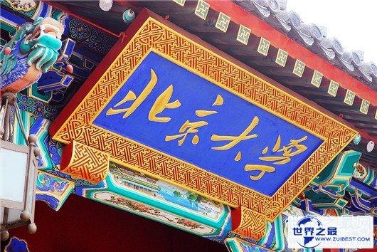 【图】2018北京的大学排名榜 铁打的清华铜做的北大
