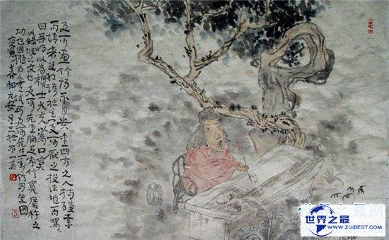 【图】胸中有数的客人公文同 讲述他画竹子的历史典故