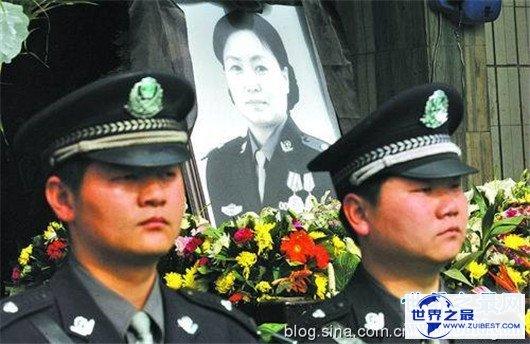 【图】数万民众为她请命,政府终复原任长霞死亡假相