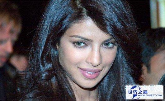 【图】让人冷艳的十大印度美女,再不要说本人丑是因