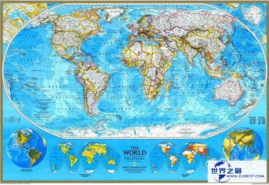 【图】七大洲四大洋分别是哪些 面积最小的是北冰洋