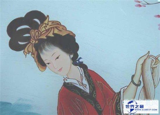 【图】中国现代四大美女 闭月羞花沉鱼落雁分别指她们